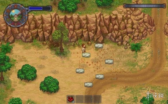《守墓人》游戏截图-2