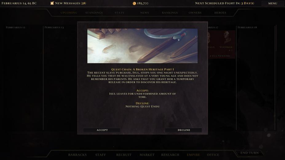 《角斗士时代2:罗马》游戏截图