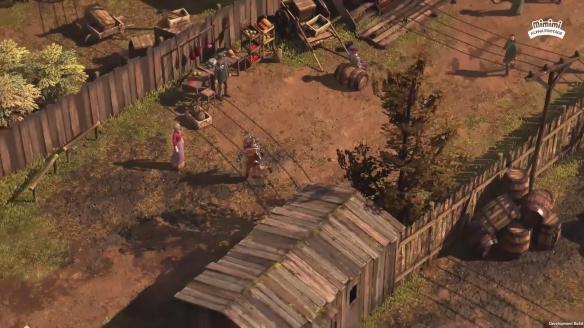 《赏金奇兵3》游戏截图