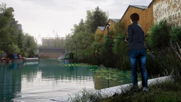 《钓鱼模拟世界》游戏截图