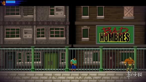 《墨西哥英雄大混战2》游戏截图-2