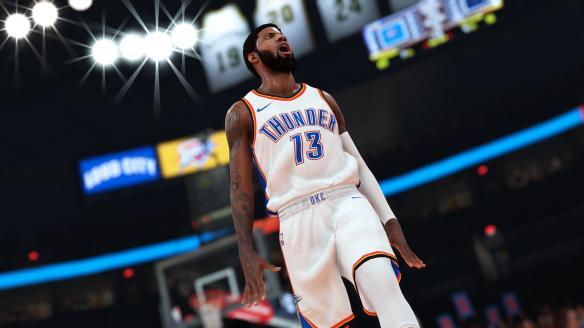 《NBA 2K19》游戏截图