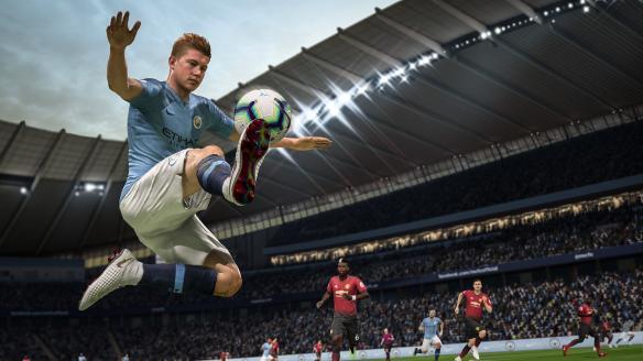 《FIFA 19》游戏截图