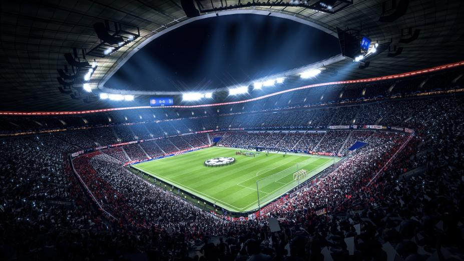 《FIFA 19》游戲截圖