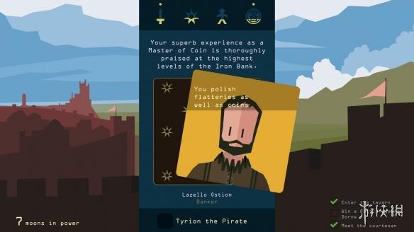 《君王朝代:权力的游戏》游戏截图