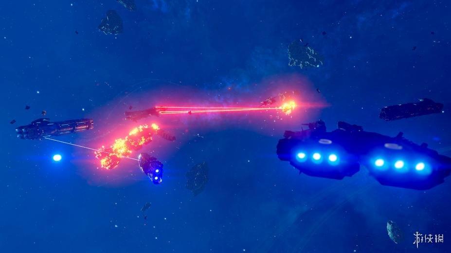《群星之間》游戲截圖