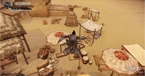 《武林志》游戏截图