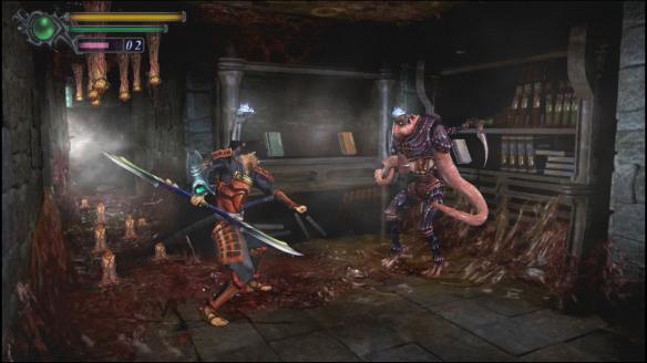 《鬼武者:重制版》游戏截图-1