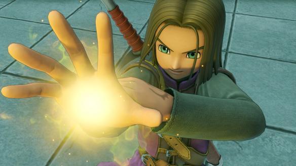 《勇者斗恶龙11》游戏截图-2