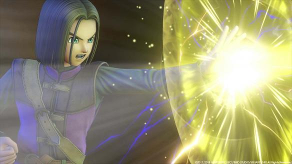 《勇者斗恶龙11》游戏截图-3