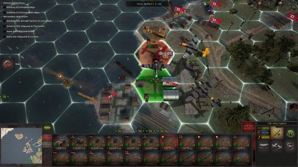 《装甲策略》游戏截图