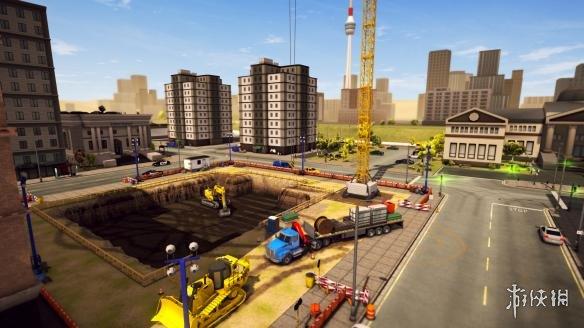 《建筑模擬2:美國移動版》免安裝中文綠色版[官方中文]