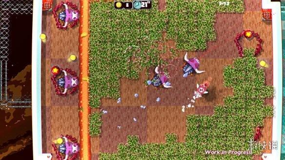 《贪吃猪大作战》游戏截图