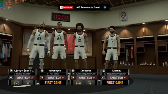 《NBA 2K19》游戏截图-2