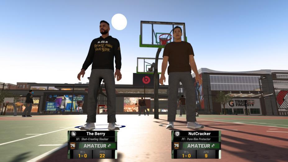 《NBA 2K19》游戏截图-3(1)