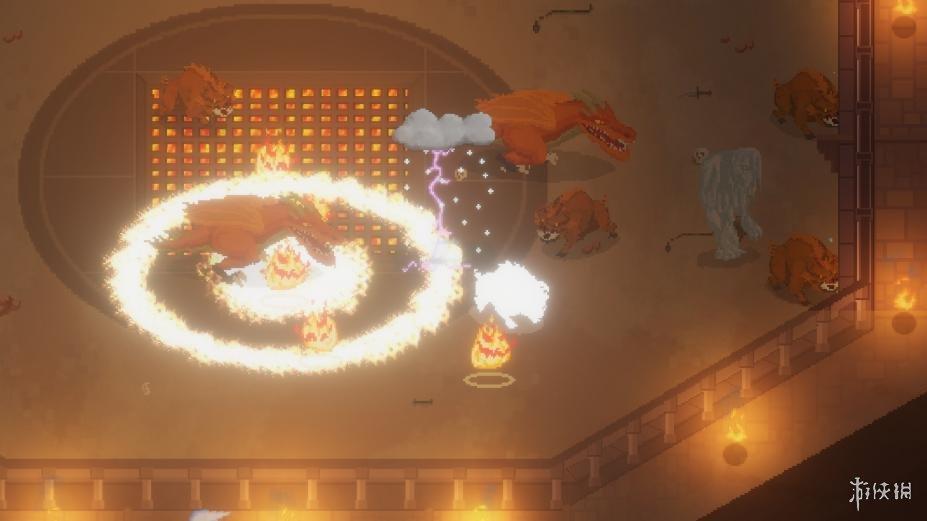 《帕萨克斯的礼物》游戏截图
