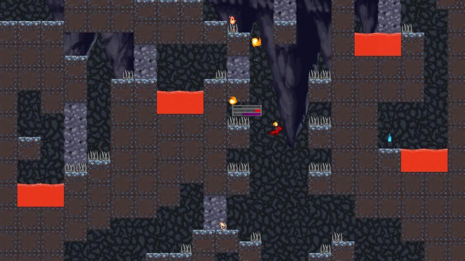 《燃烧本能》游戏截图