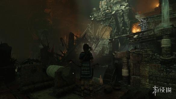 《古墓丽影:暗影》游戏截图-4-1