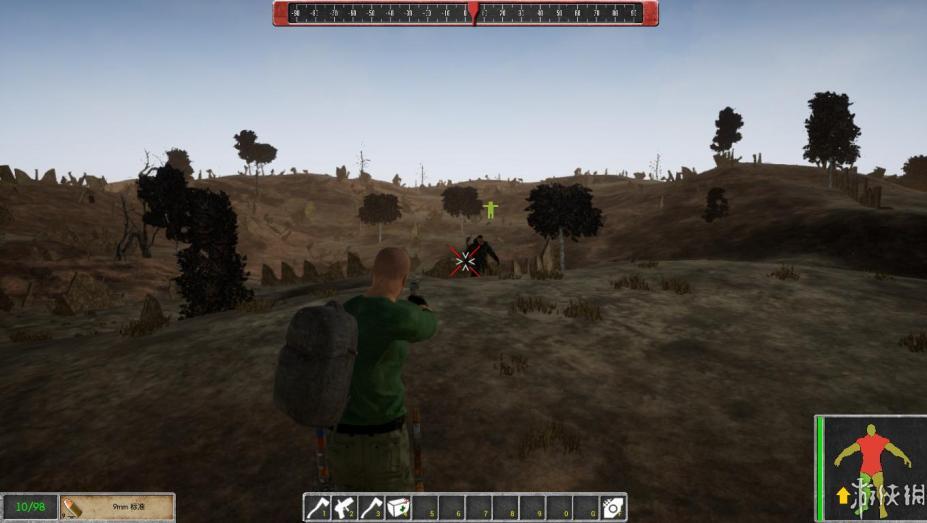 《废土世界》游戏中文截图