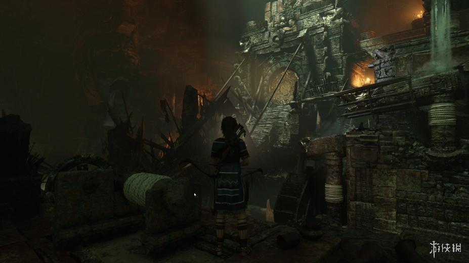 《古墓丽影:暗影》游戏截图-4(1)