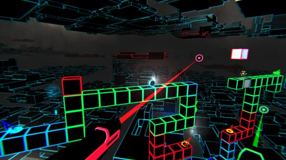 《霓虹墙》游戏截图