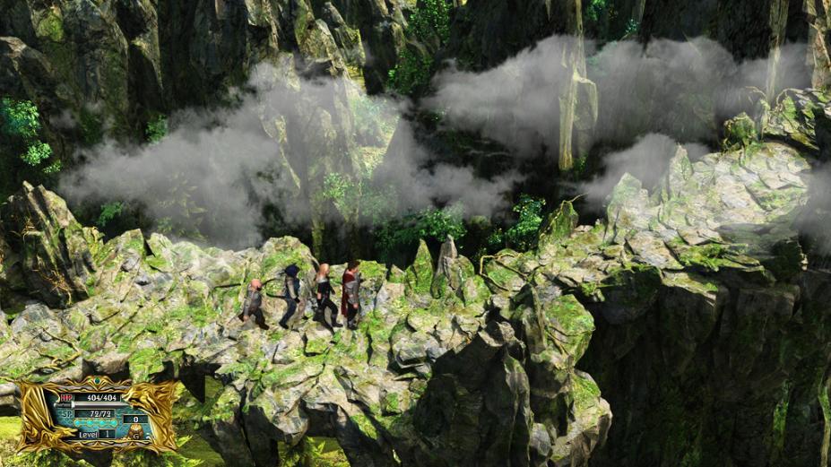 《勇士领主》游戏截图