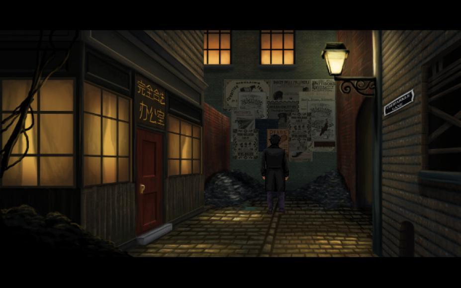 《灯光之城》游戏截图
