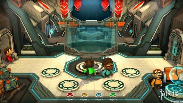 《胡闹宇航员》游戏截图