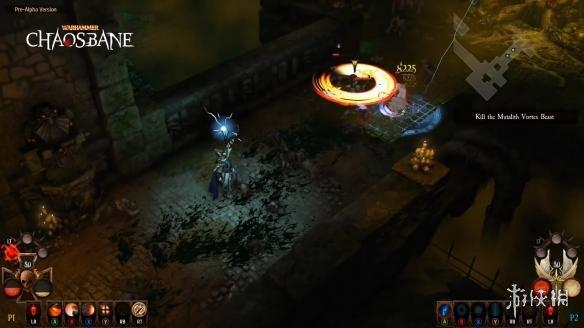 《战锤:混沌祸害》游戏截图-1