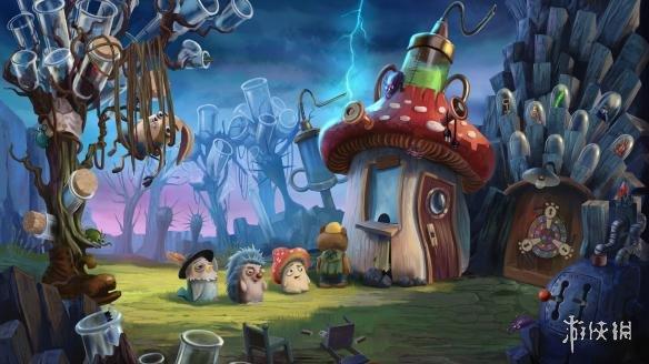 《我的兔子兄弟》游戏截图