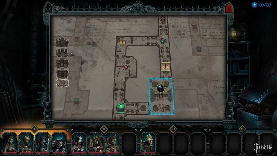 《伊拉特斯:死神降临》游戏截图