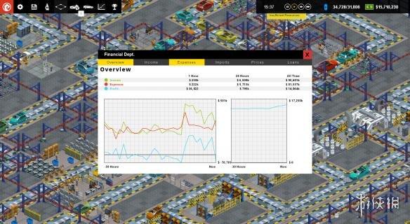 《生产线:汽车工厂模拟》游戏截图