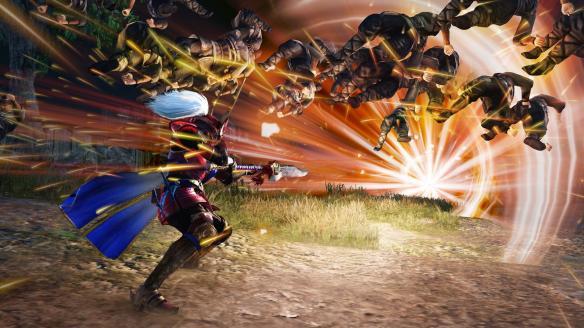 《无双大蛇3》三国组天秀操作连击向打法演示视频分享