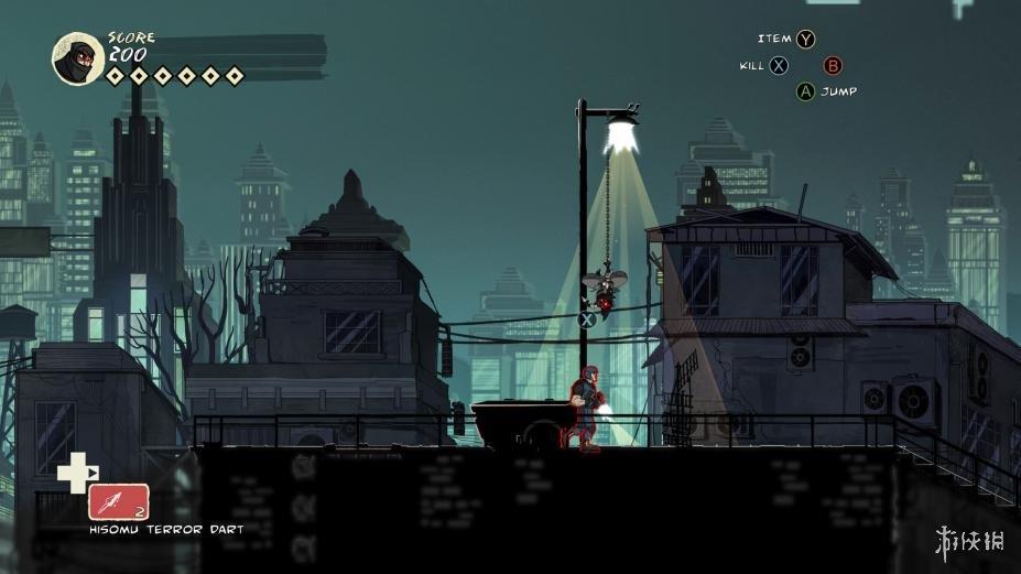 《忍者之印:重制版》游戏截图