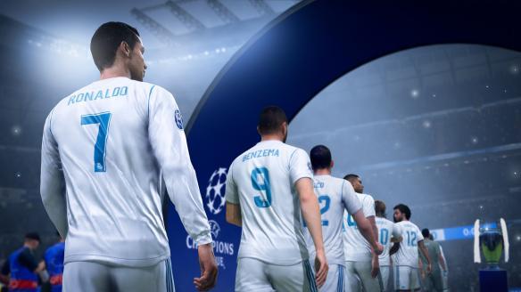 《FIFA19》游戏截图-3