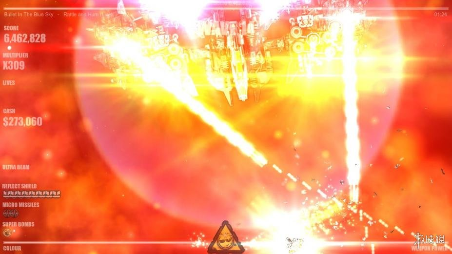 《危险节奏2》游戏截图