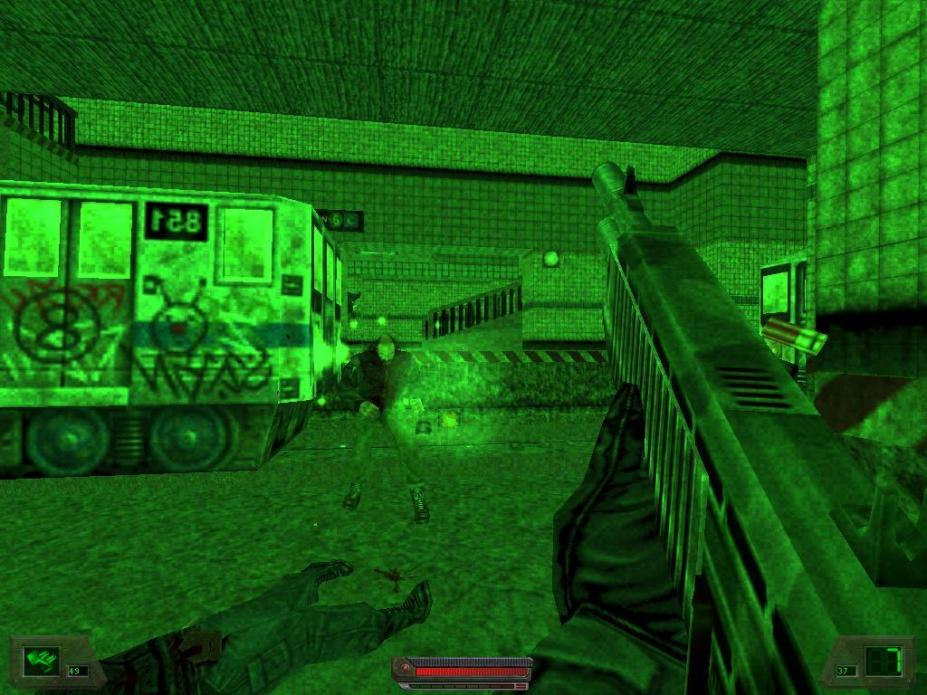 《命运战士3:偿还》游戏截图