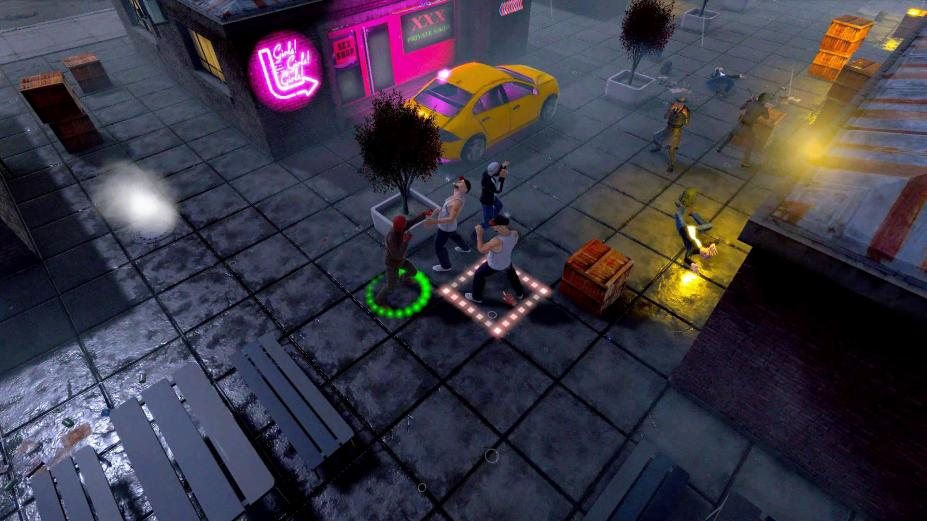 《义务警员》游戏截图