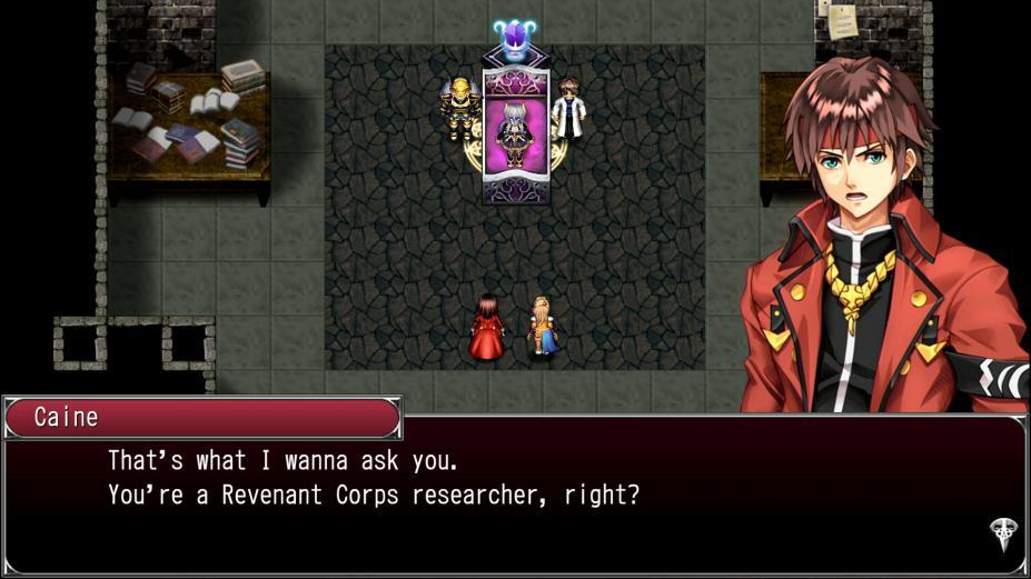 《亡灵法则》游戏截图