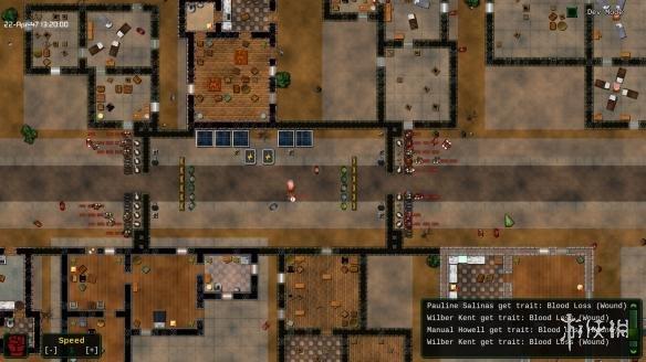 《坍塌之后》游戏截图