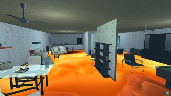 《熔岩湖》游戏截图