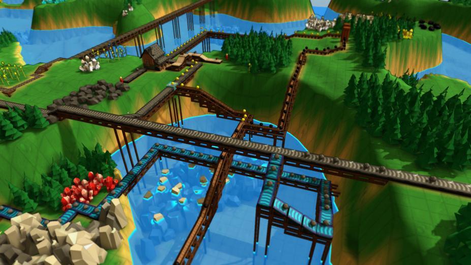 《工业小镇》游戏截图