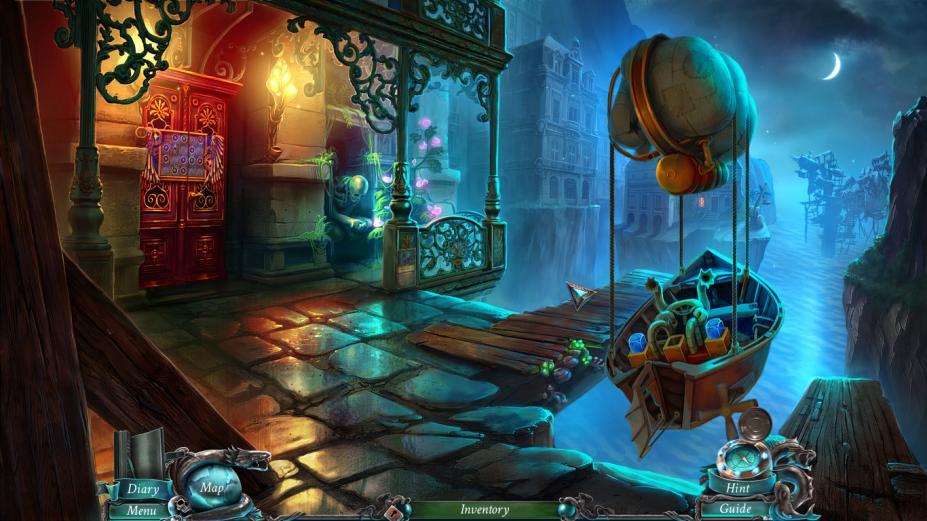《深海恶梦3:戴维•琼斯》游戏截图