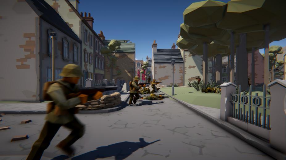 《埋伏2》游戏截图