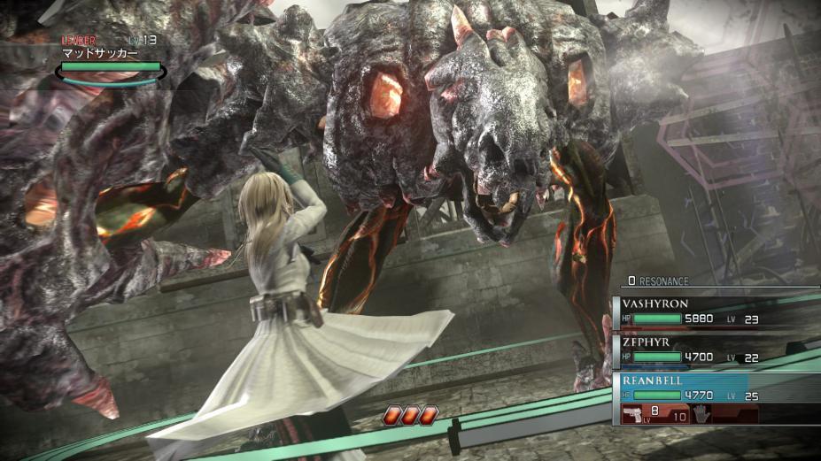 《永恒终焉》游戏截图-2(1)
