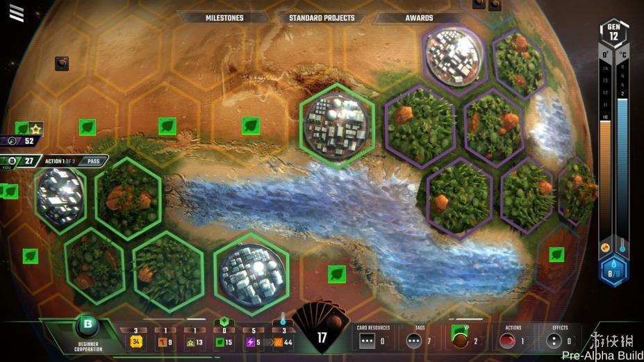 《改造火星》游戏截图(1)