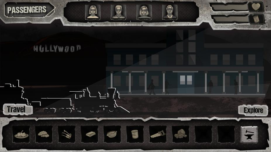 《最后的列车》游戏截图