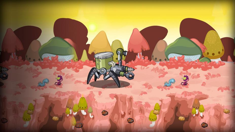 《太空奇兵RPG》游戏截图
