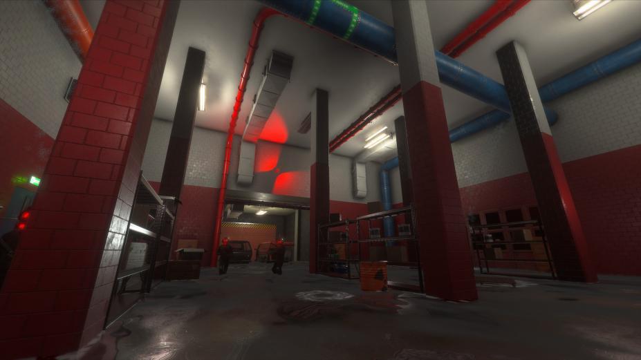 《红色联盟》游戏截图