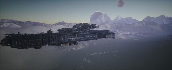 《太空諜影》游戲截圖